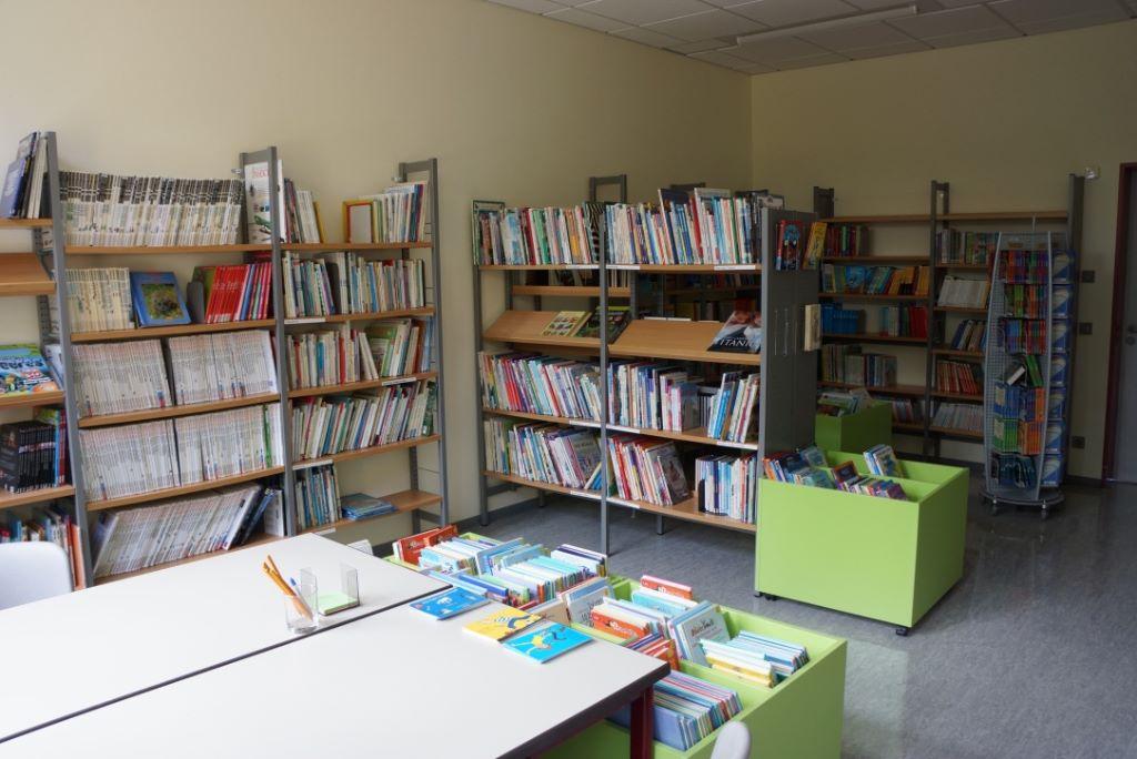 Ansicht Bücherei
