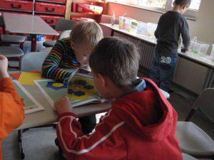 Forschertag für Vorschulkinder