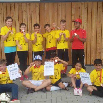 Fußball – Grundschulcup