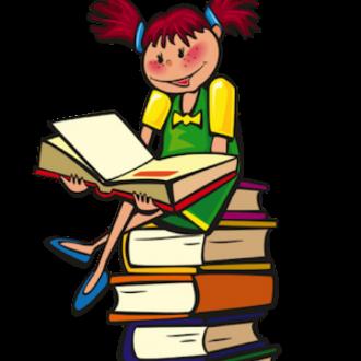 Bücherstapel clipart  Astrid-Lindgren-Schule Usingen – Seite 2 – Staatliche Grundschule ...