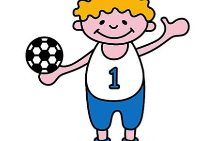 Handball in der Schule