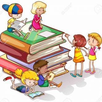 Buchübergabe des Rotary-Clubs